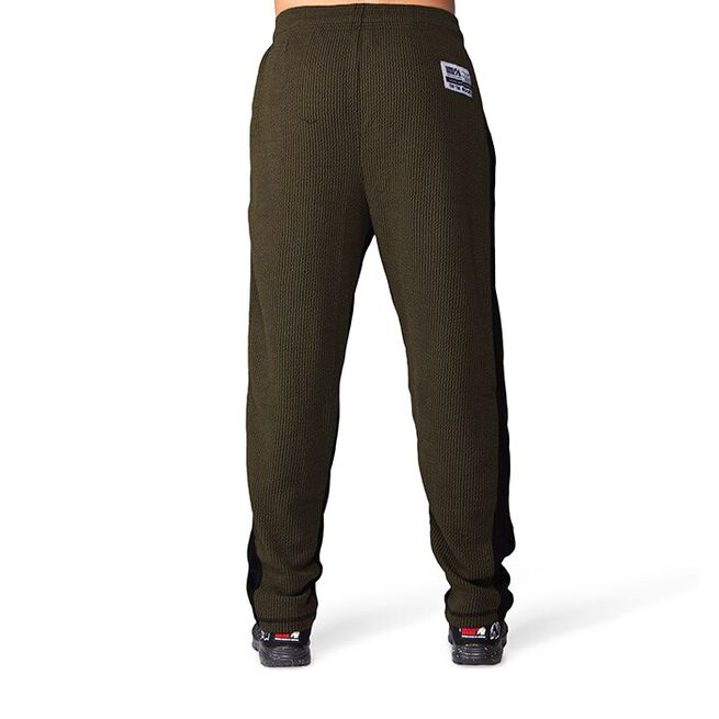 Augustine Old School Pants, Army Green, S/M