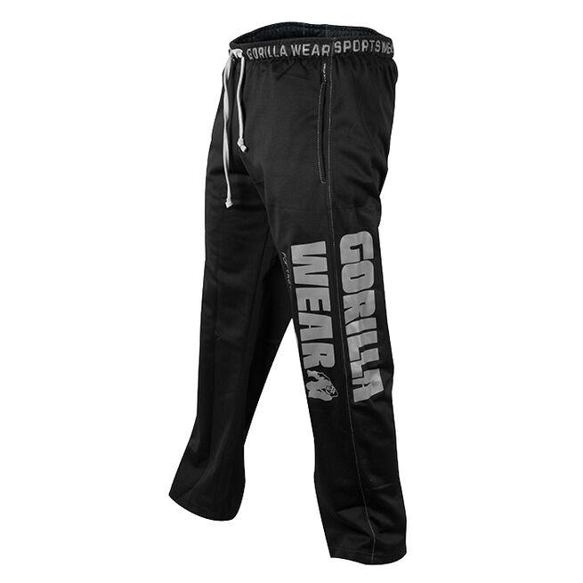Logo Mesh Pants, Black, 2XL/3XL