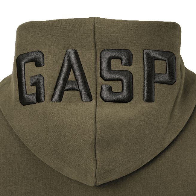 Pro Gasp Hood, Washed Green