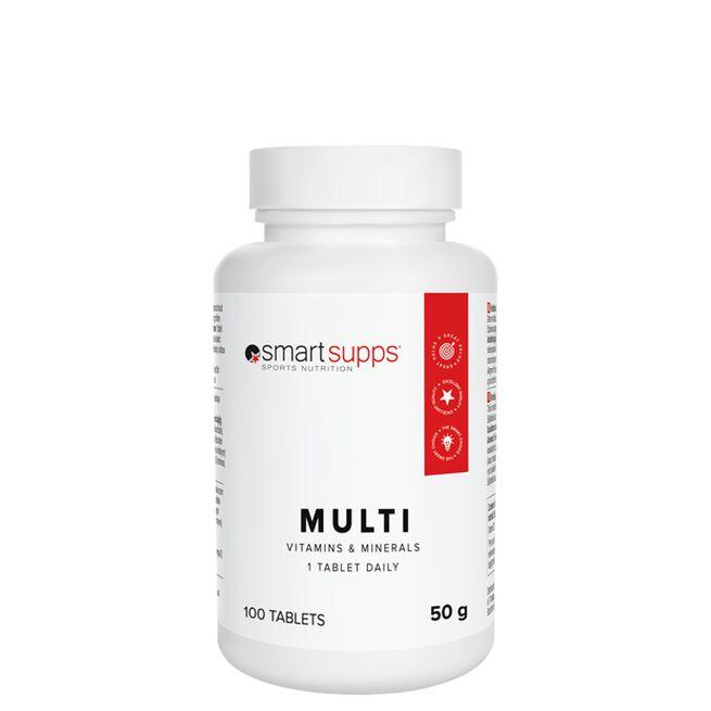 smartsupps multi vitamin mineral