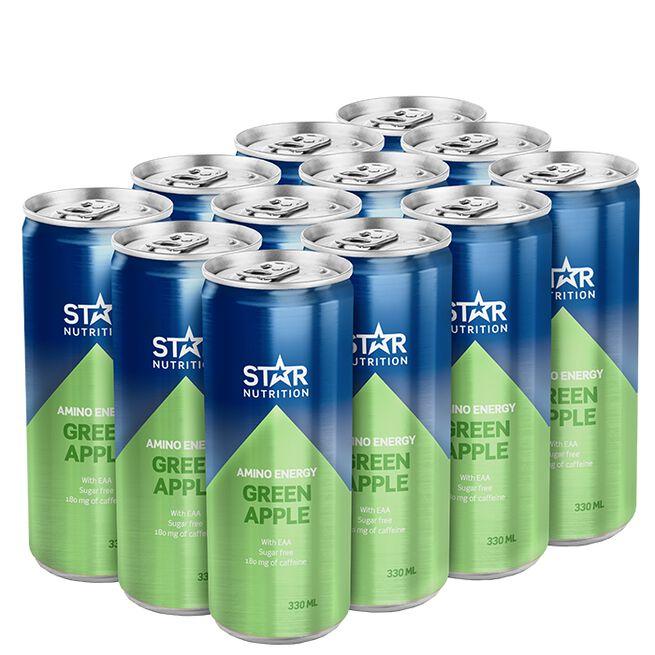 Star nutrition amino energy eaa green apple