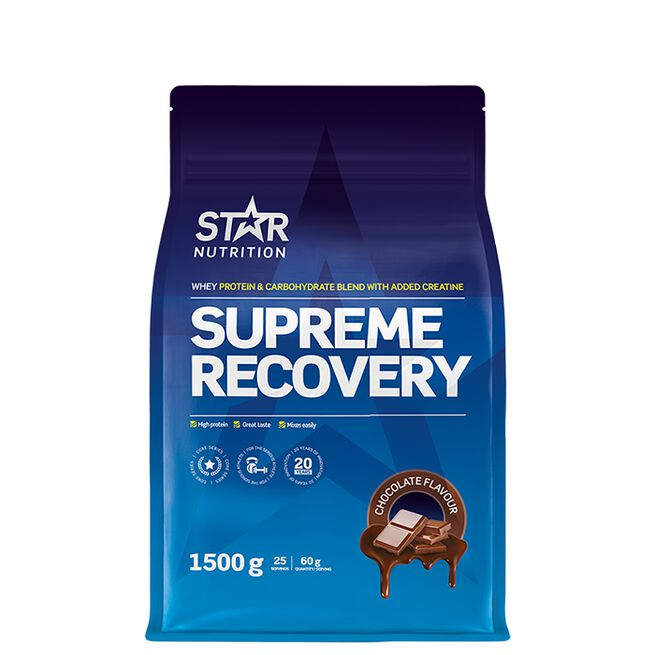 Star Nutrition Supreme Recovery Chocolate
