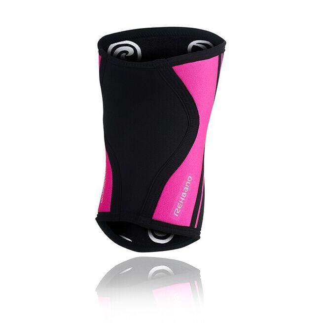 RX Knee Sleeve, 3mm, Black/Pink, XS