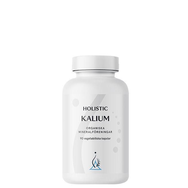 Kalium 250 mg, 90 kapslar