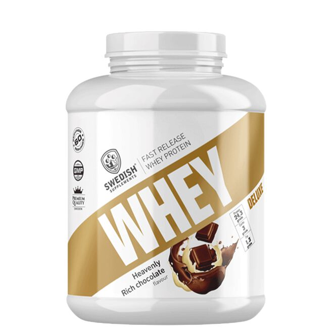 Swedish Supplements Whey Protein, 2000 g