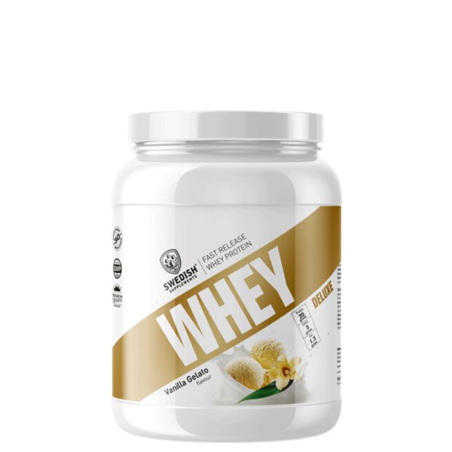 Swedish Supplements Whey Protein, 1000 g