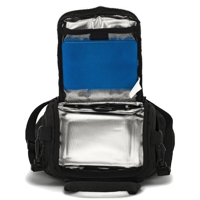 MetalShake Meal Prep Bag, Black