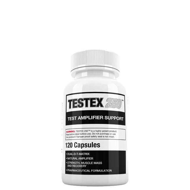 Testex 250, 120 caps