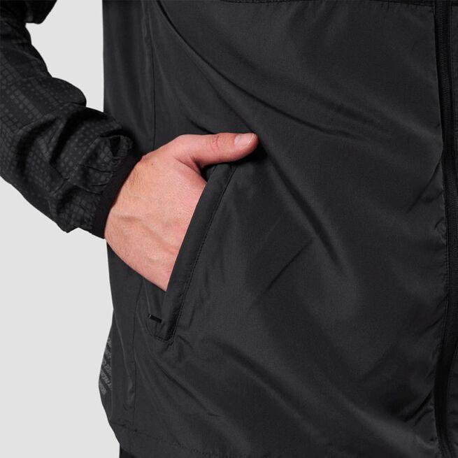 ICIW Training Jacket Garaphite