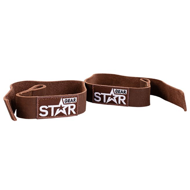 Star gear Lifting straps brown