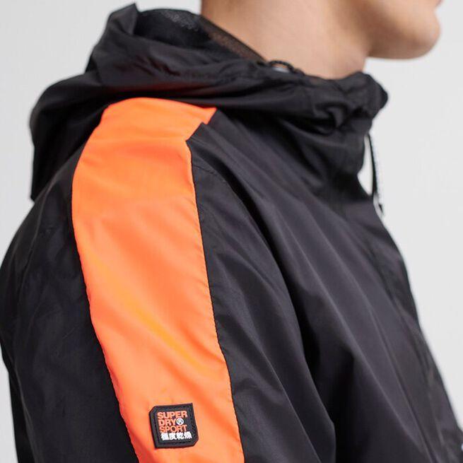 Streetsport Overhead Jacket, Black, M