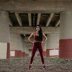 Astoria Seamless Bra, Sangria Red, S
