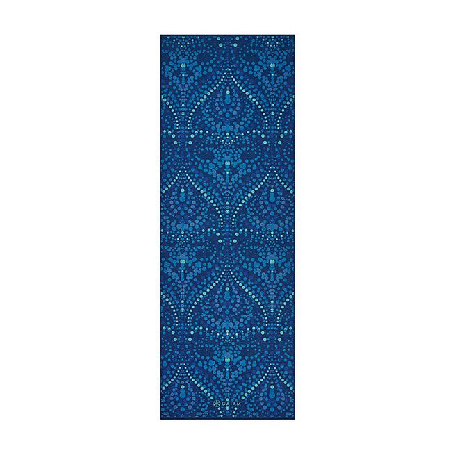 Mystic Sky Reversible Yoga Mat, 6mm