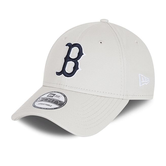 League Essential 9FORTY Boston Red Sox, Stone/Navy