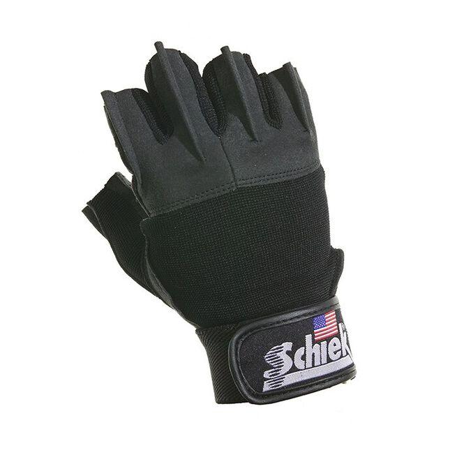 Platinum Gel Lifting Gloves, Black, S