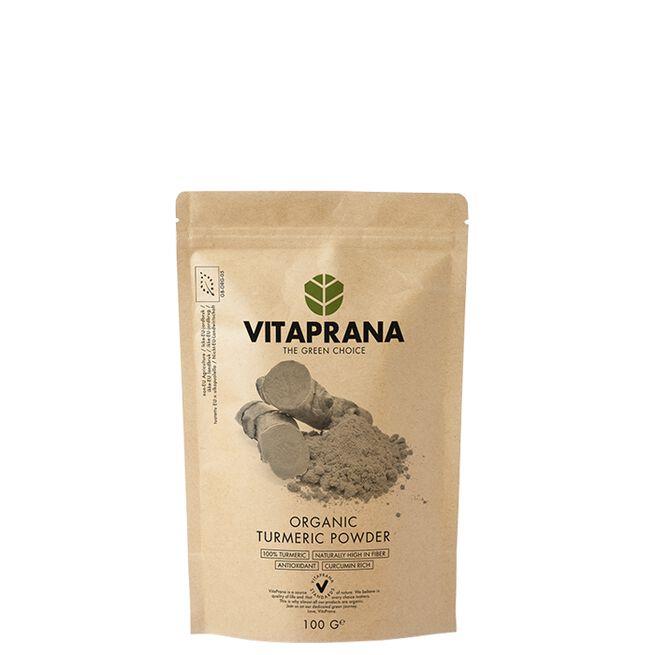 Vitaprana Organic turmeric powder gurkmeja