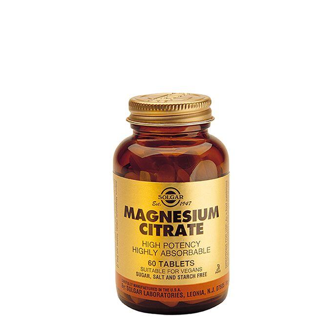 Magnesium Citrat 200mg, 120 tabletter