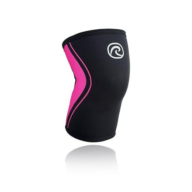 RX Knee Sleeve, 5mm, Black/Pink, XS