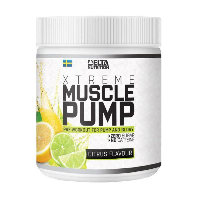 Xtreme Muscle Pump, 300 g, Citrus
