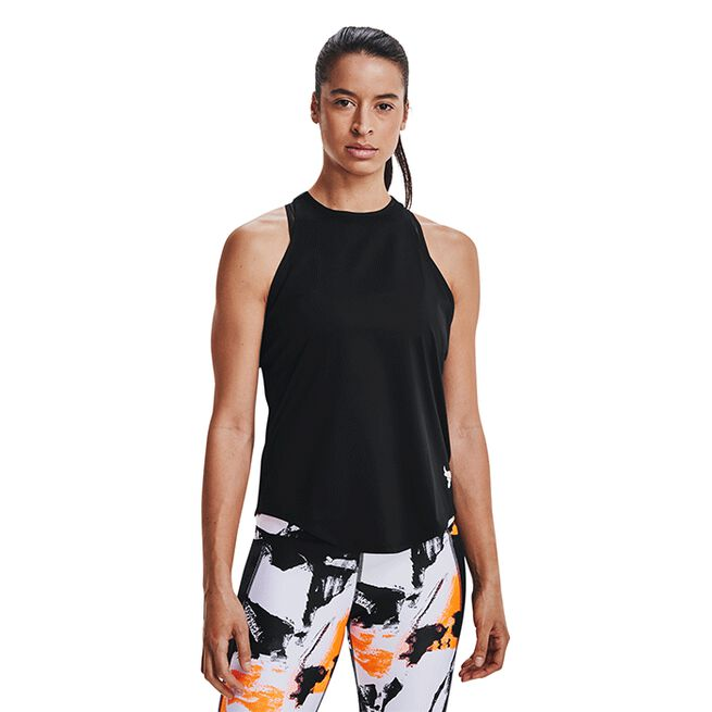 Under Armour Project Rock HG Tank Black