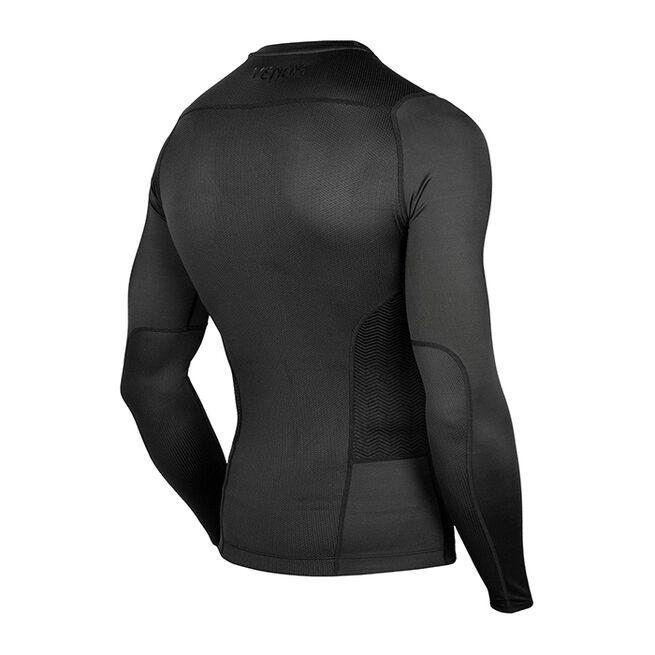 Venum G-Fit Rashguard - Long Sleeves - Black