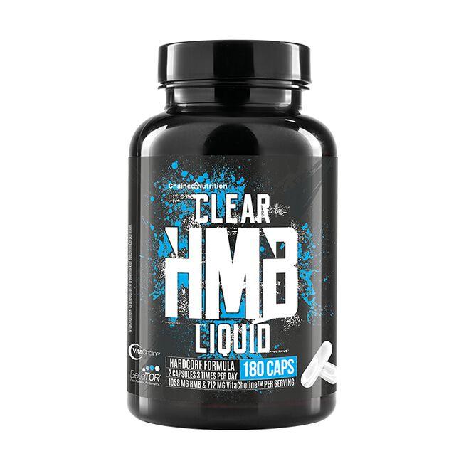 Clear HMB Liquid, 150 caps