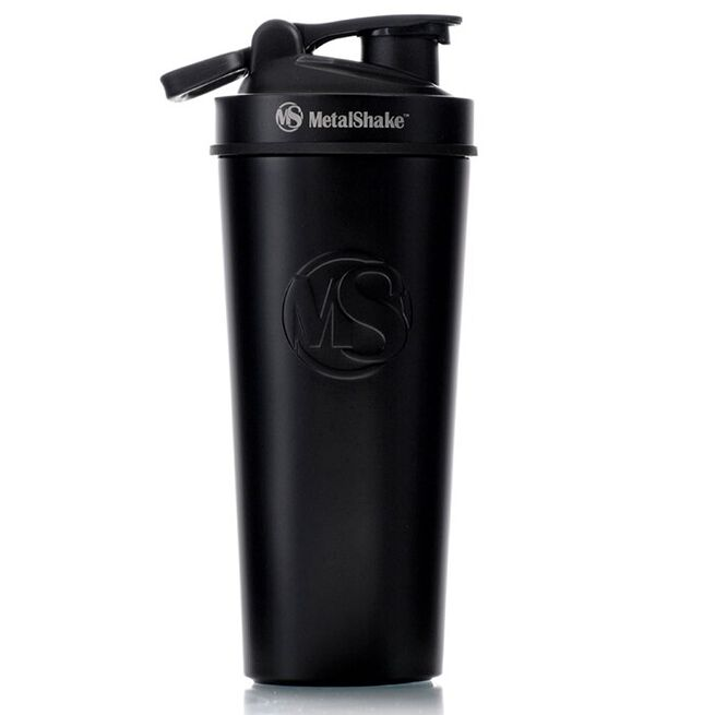 MetalShake, Black Steel, 900 ml