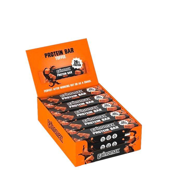 Gainomax 15 x Gainomax Protein Bar, 60 g