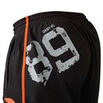 No. 89 Mesh Pant, black, L