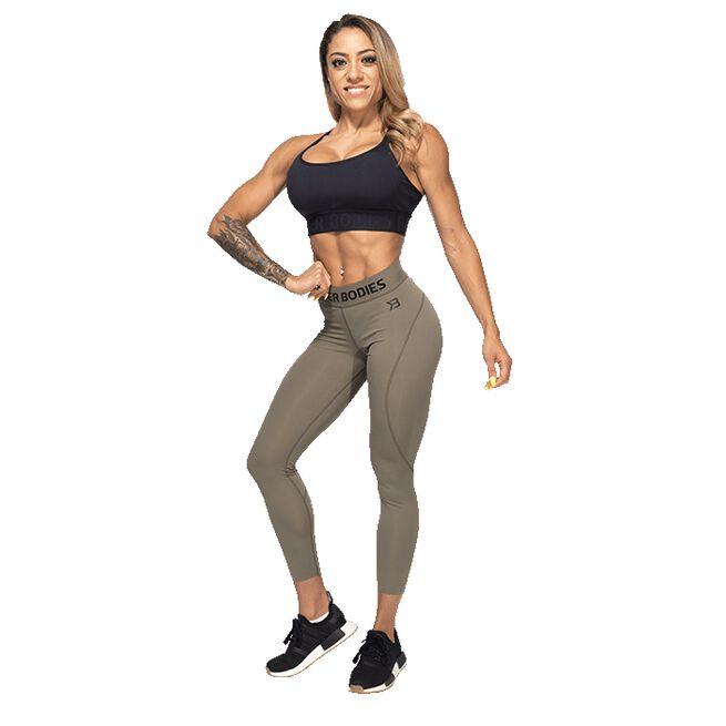 Better Bodies Gym Sports Bra, Black