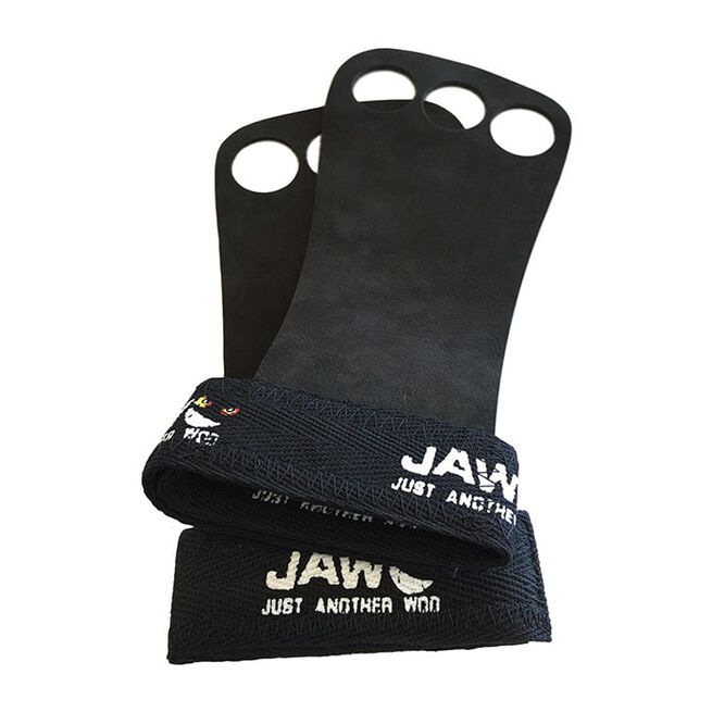 JAW Leather, Black, Small