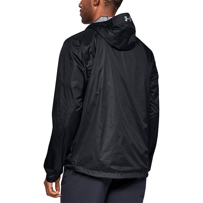 Under Armour Forefront Rain Jacket Black