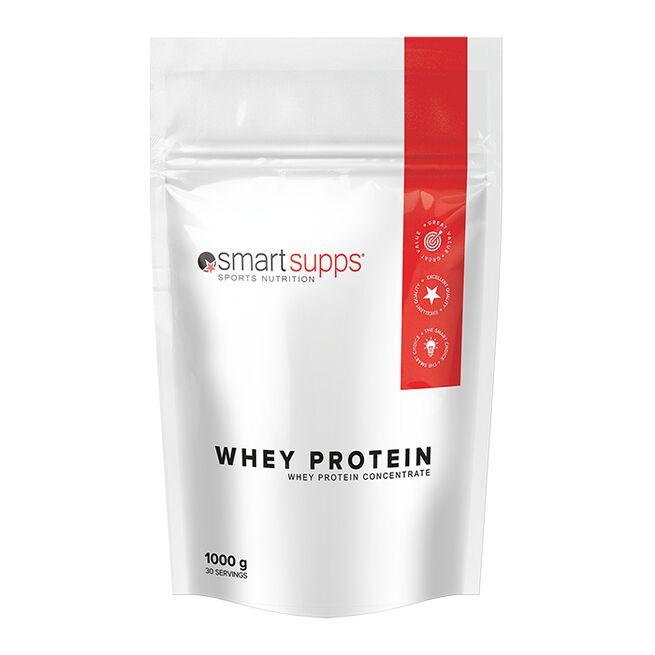 SmartSupps Whey Protein, 1 kg, Vanilla