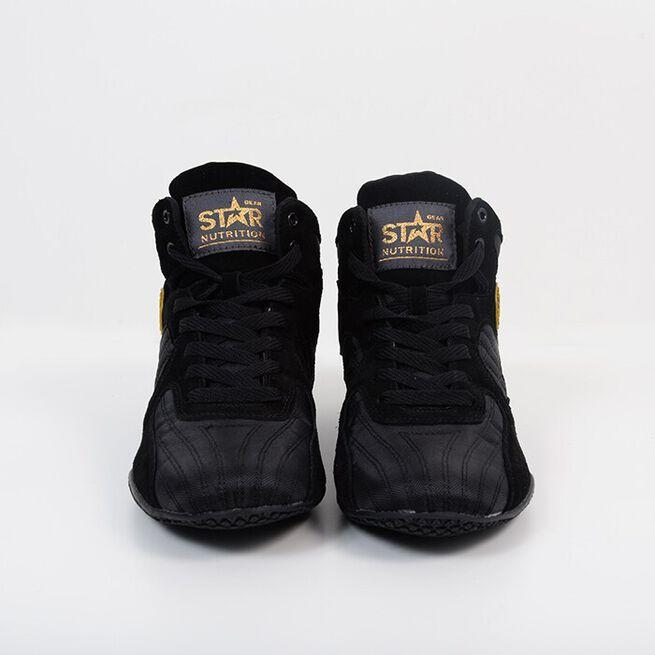 Star High Tops, Black, 37