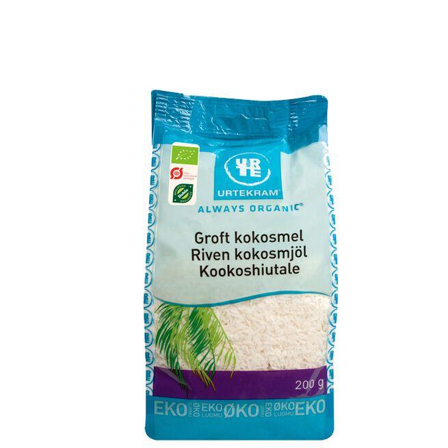 Rivet kokos, 200 gram