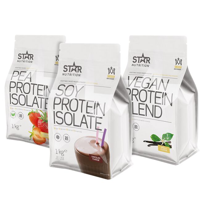 Star Nutrition Vegan Mix And Match