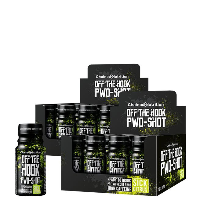 Chained Nutrition PWO Sick citrus