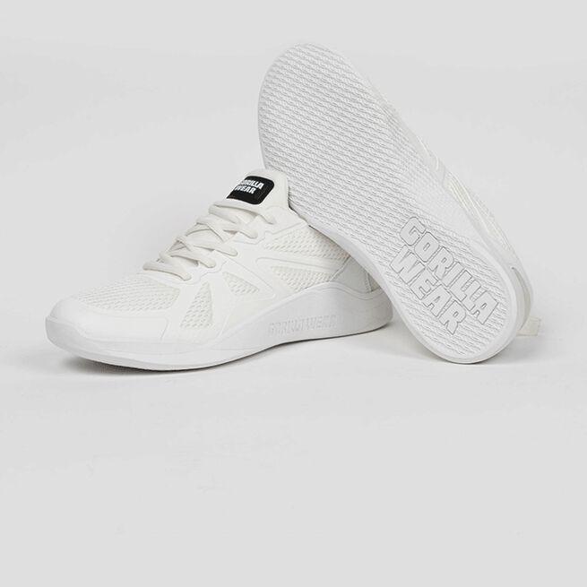 Gorilla Wear Gym Hybrids, White, 36