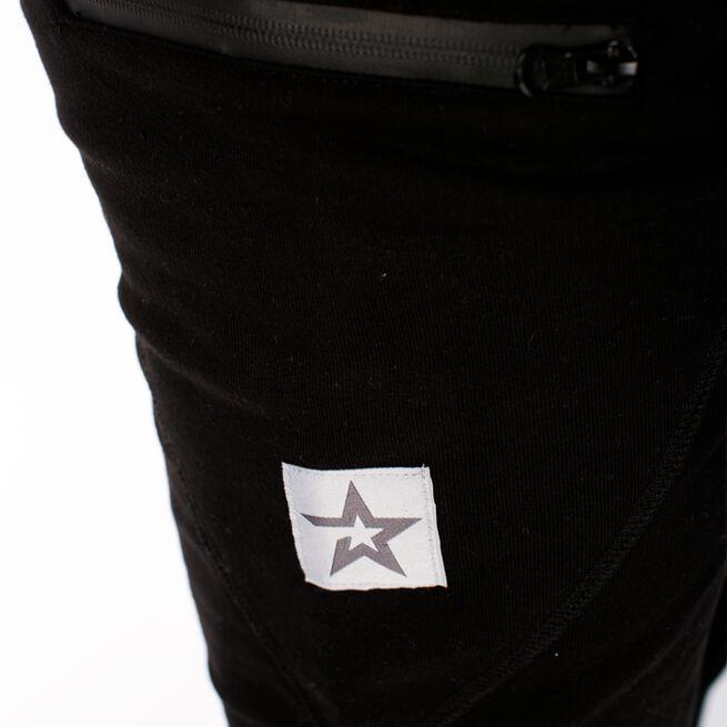 Star Women Joggers, Black, L