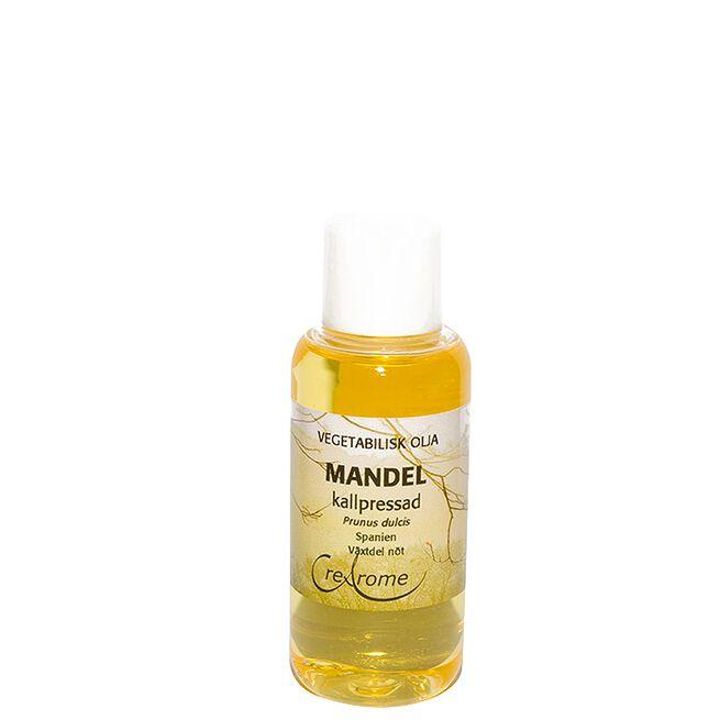 Mandelolje kaldpresset, 100 ml