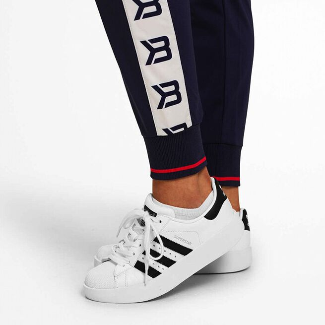 Chelsea Track Pants, Dark Navy, XS
