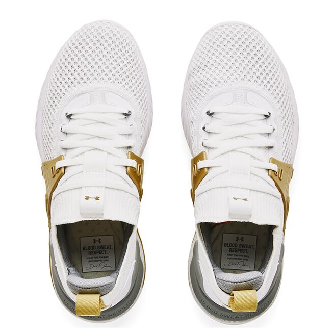 Under Armour W Project Rock 4, White