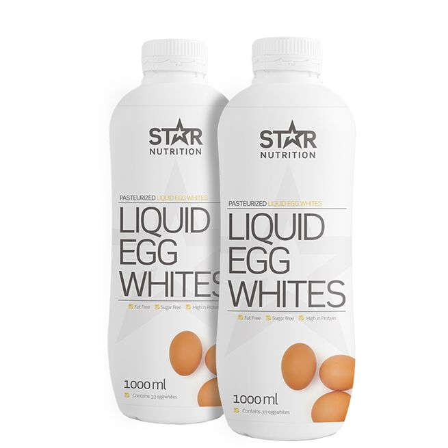 Star nutrition Liqiud egg white äggvita