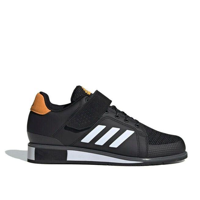 Adidas Power Perfect III, Black Solar Gold