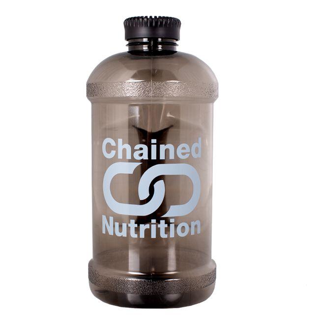 Chained Gallon Jug, Black, 2,2L