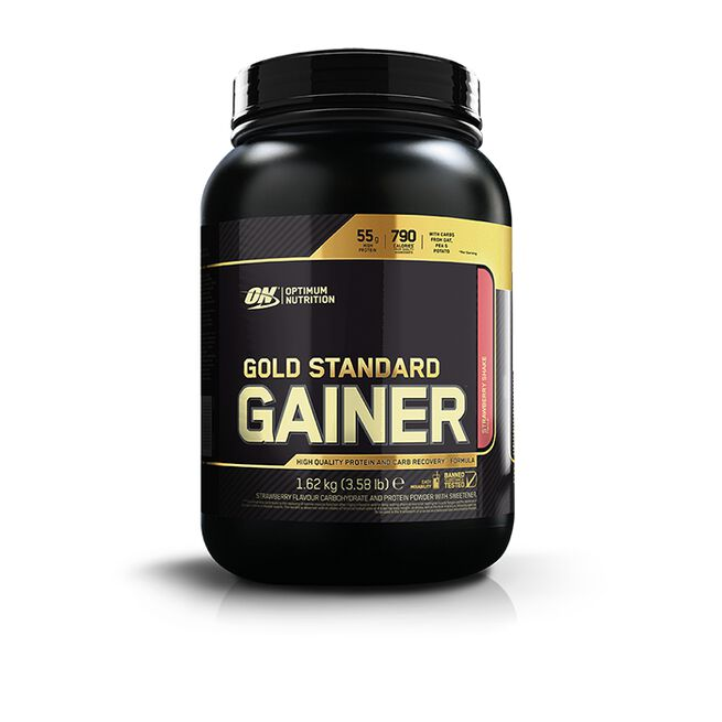 Gold Standard Gainer, 1,6 kg, Colossal Chocolate