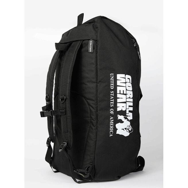 Norris Hybrid Gym Bag/Backpack, Black