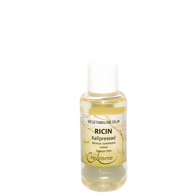 Ricinolje kaldpresset, 100 ml