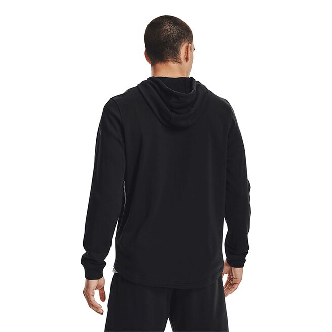 Under Armour Project Rock Terry BSR Hood Black