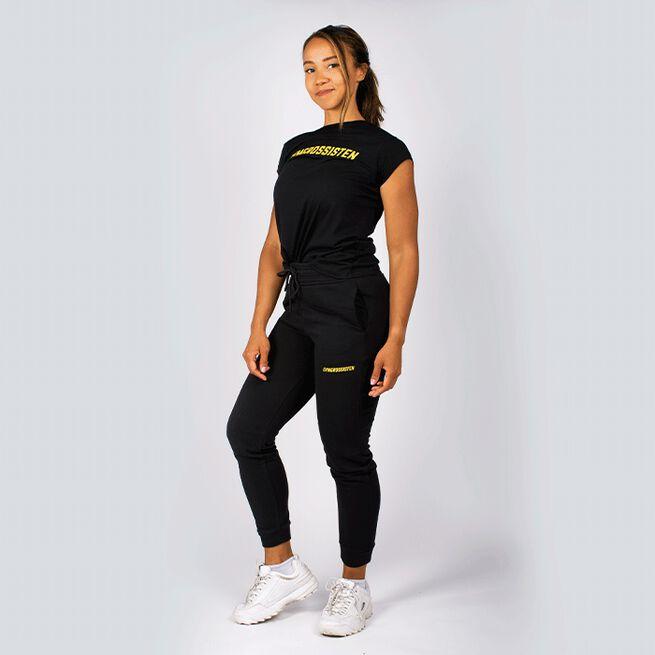 Gymgrossisten WMN Sweat Pants, Black